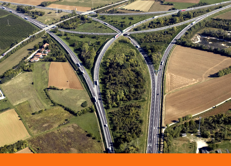 Third Lane of the A4 Highway | Terza corsia dell'Autostrada A4 | NET Engineering SpA